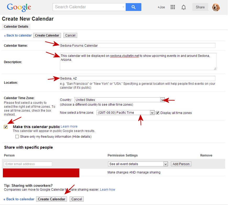 how to make google my main page
